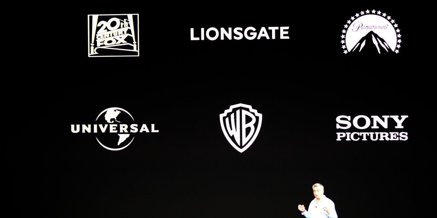 Bizarrely, the one studio that hasn't signed up for 4K movies on Apple TV is Disney
