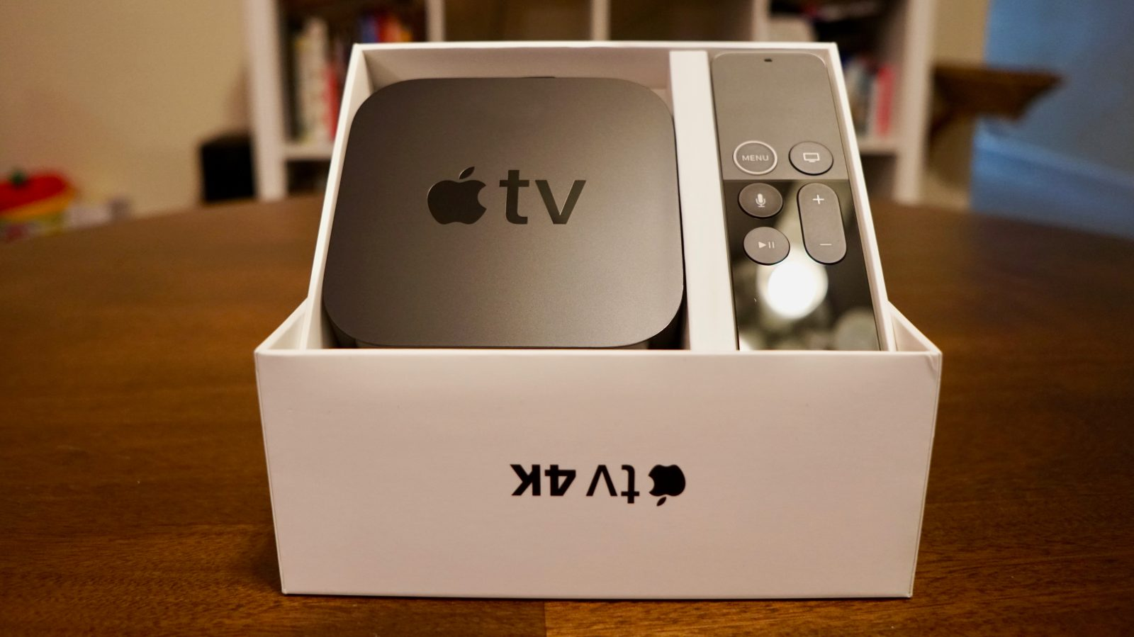 Hands-on with Apple TV 4K and the new Siri Remote