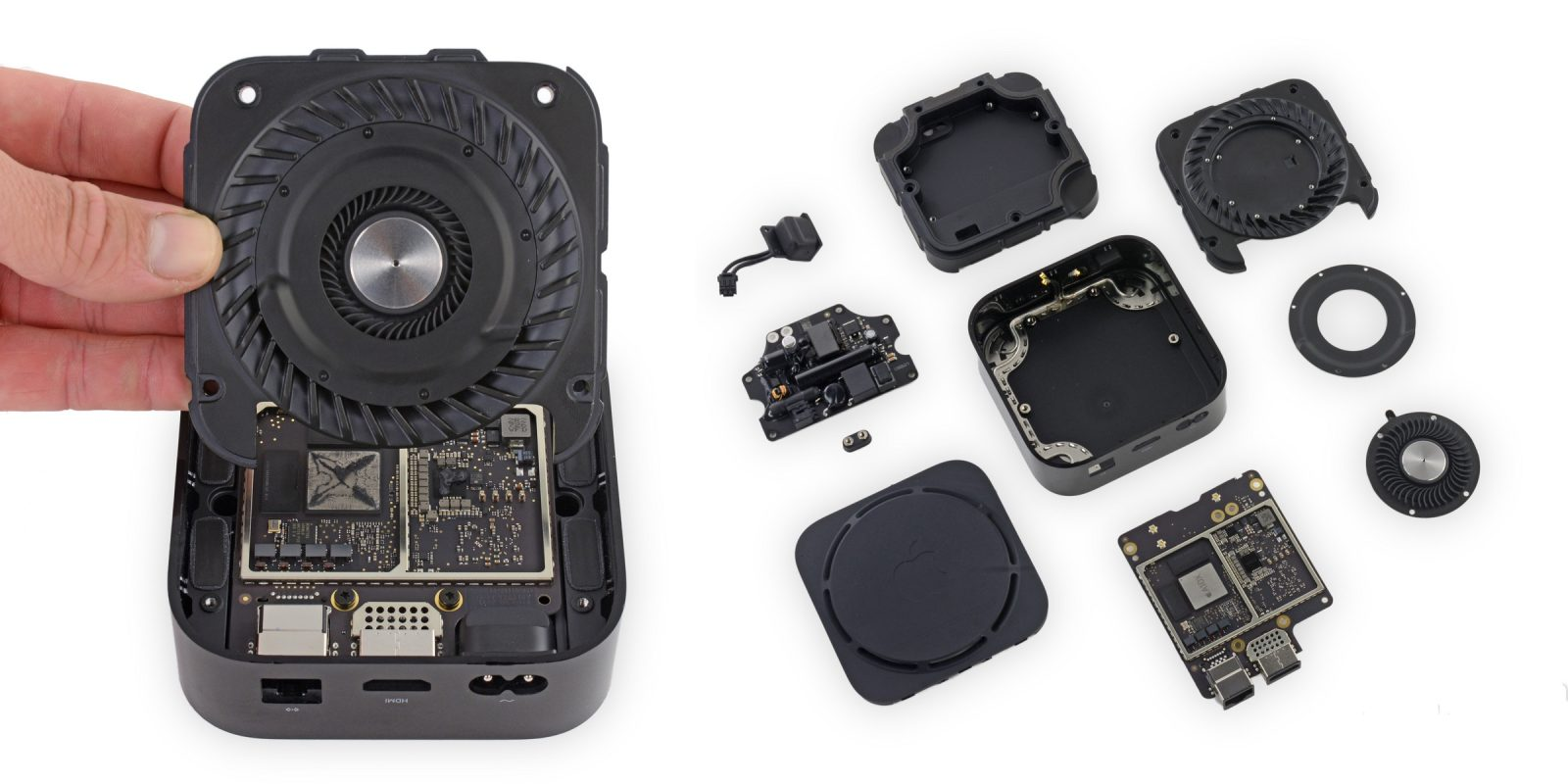 Apple TV 4K teardown shows off internal fan and new thermal