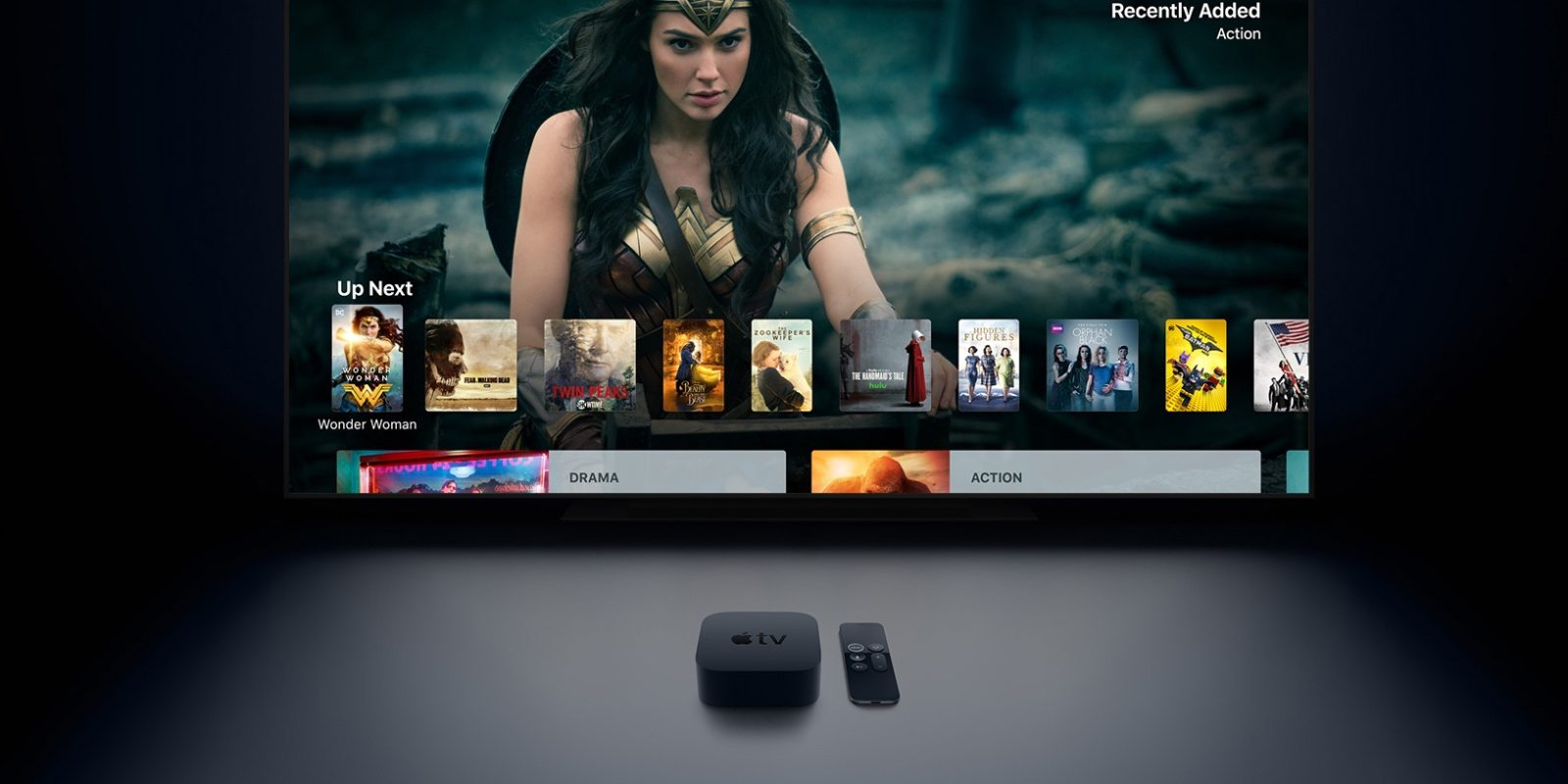 Apple TV 4K will support Dolby Atmos surround sound eventually