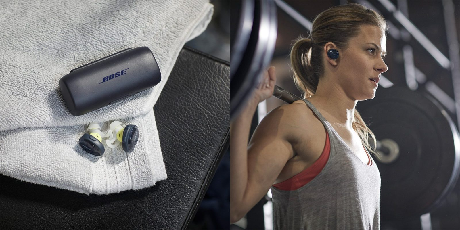 Bose Unveils New Soundsport Free Truly Wireless Earbuds Geared Earphone Orange Towards Active Lifestyles