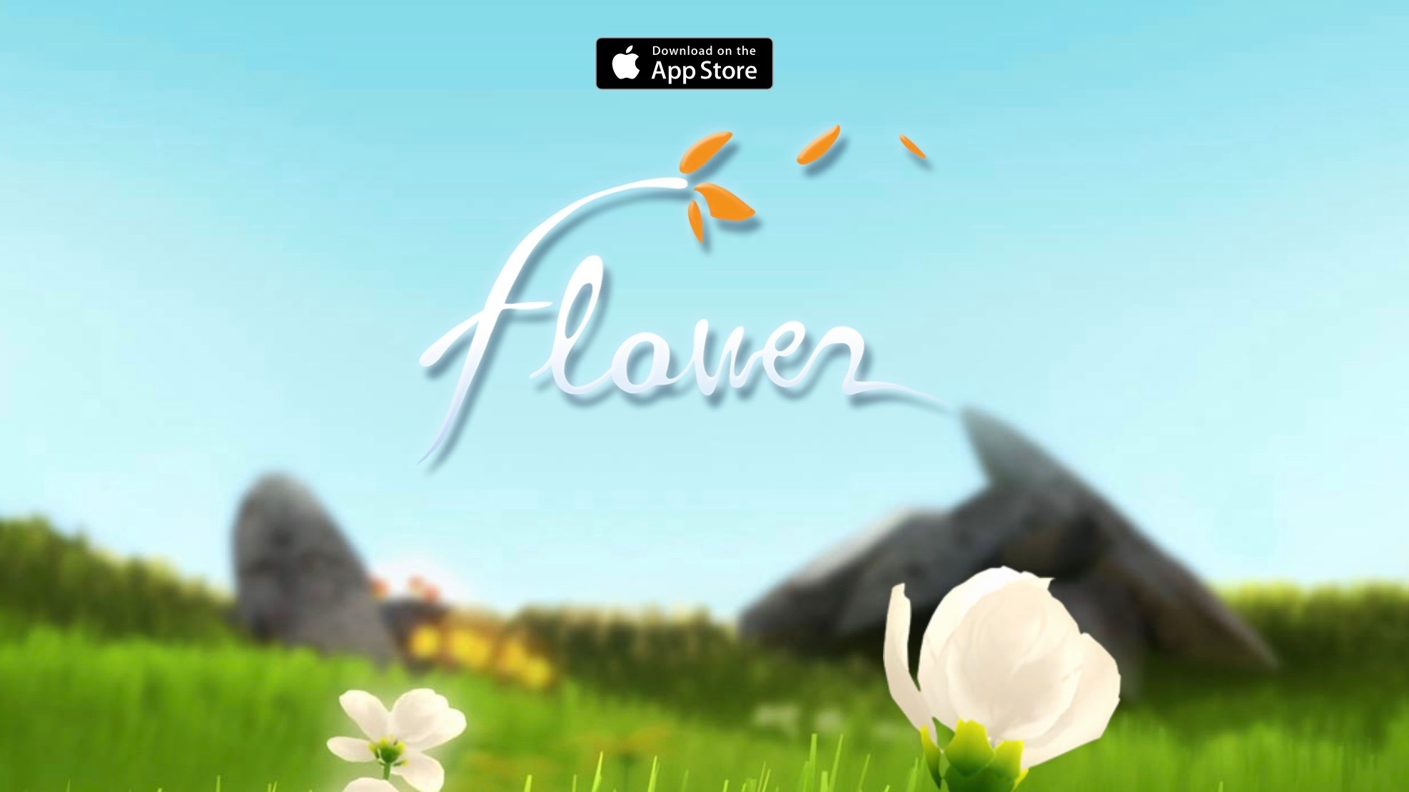 Popular interactive console game 'Flower' arrives on iOS