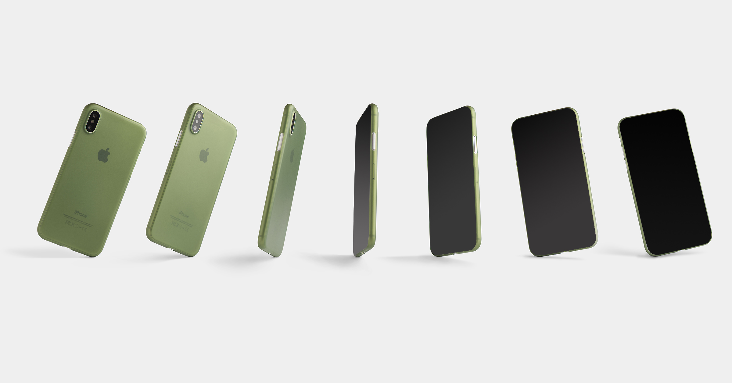 Totallee's super thin, branding-free iPhone 8/8 Plus and iPhone X cases ship today