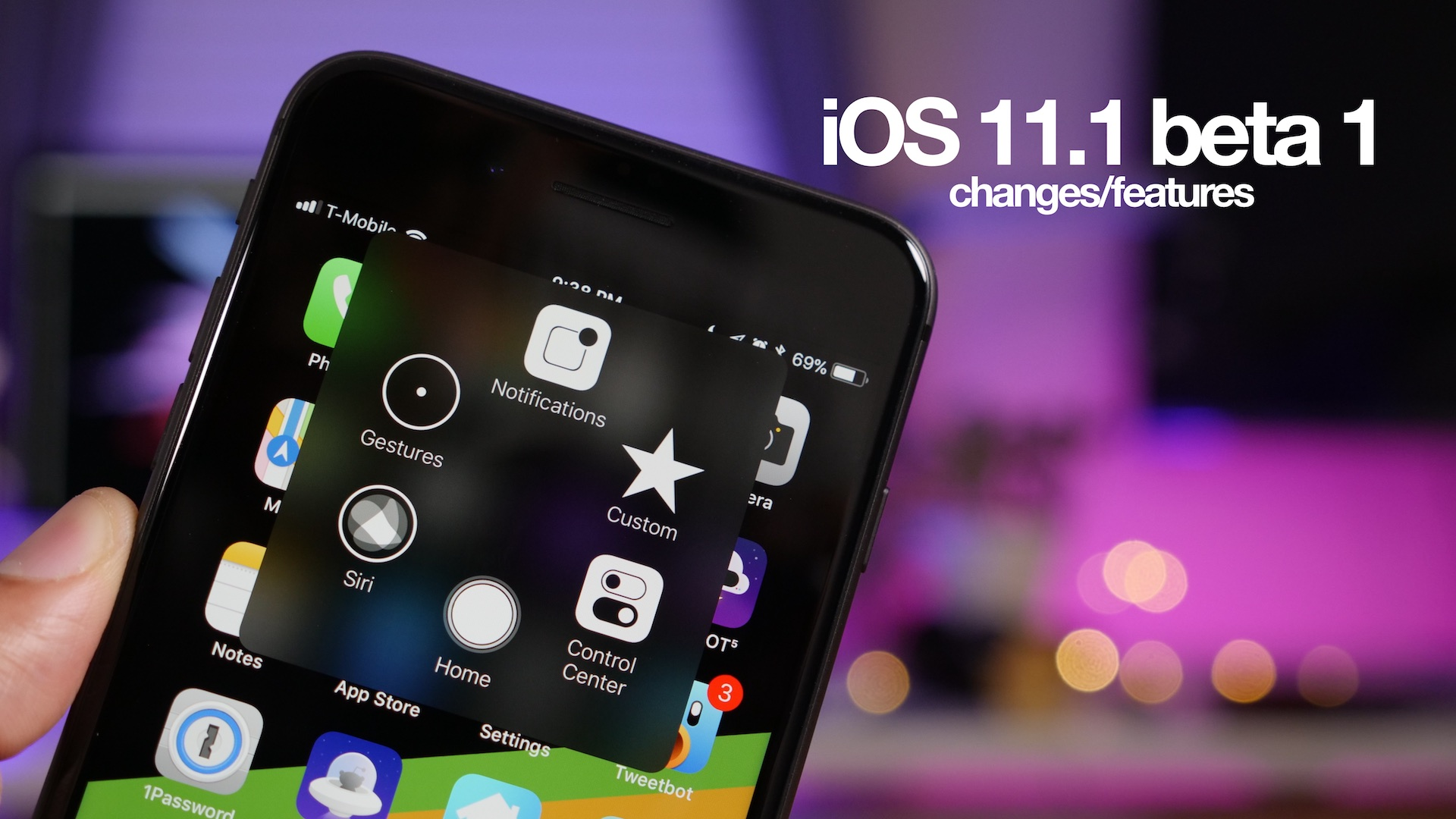 What's new in iOS 11.1 beta 1? Hands-on with new features and changes [Video]
