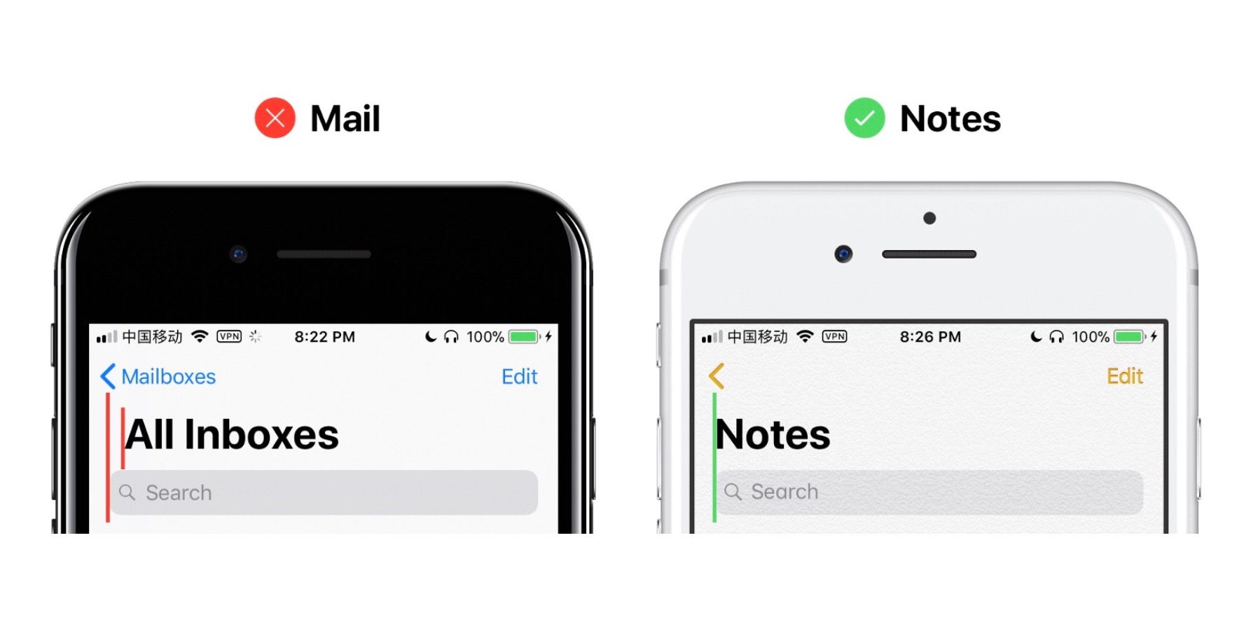 iOS 11 fails the detail test, says designer, as he points to inconsistencies