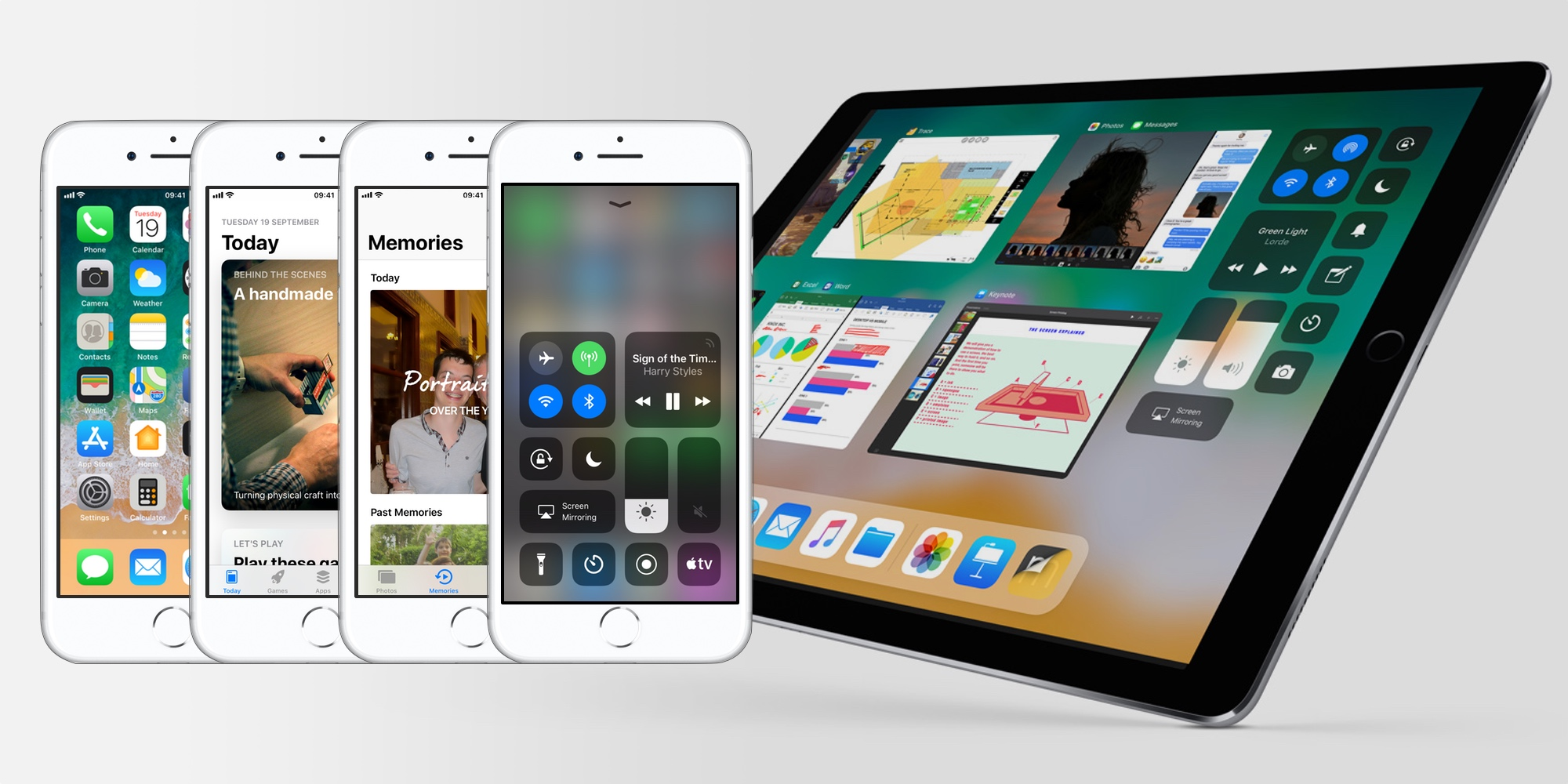 Apple releases iOS 11 for iPhone and iPad, here's everything