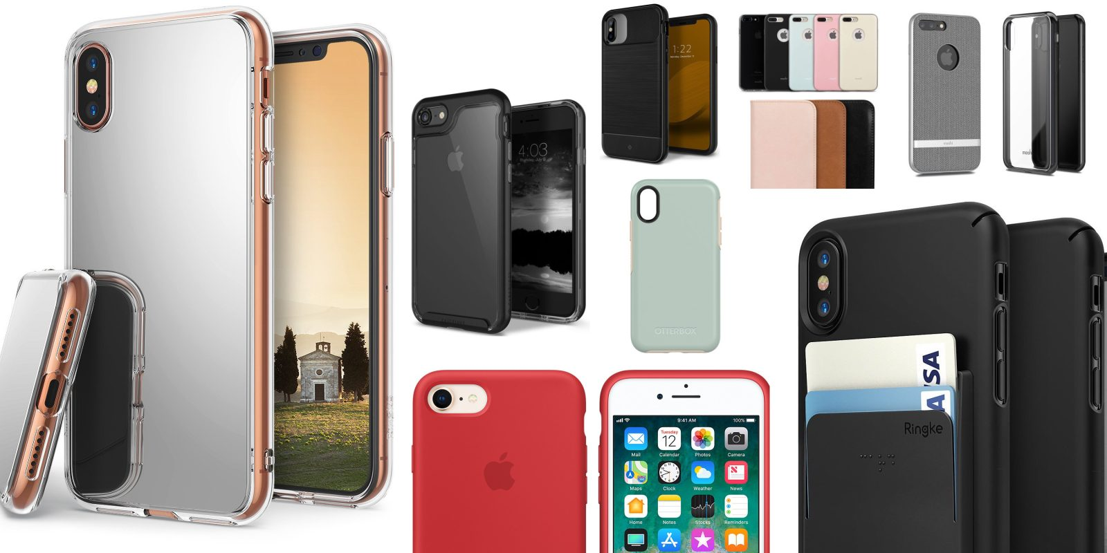 The Best iPhone 8/Plus and X cases available now