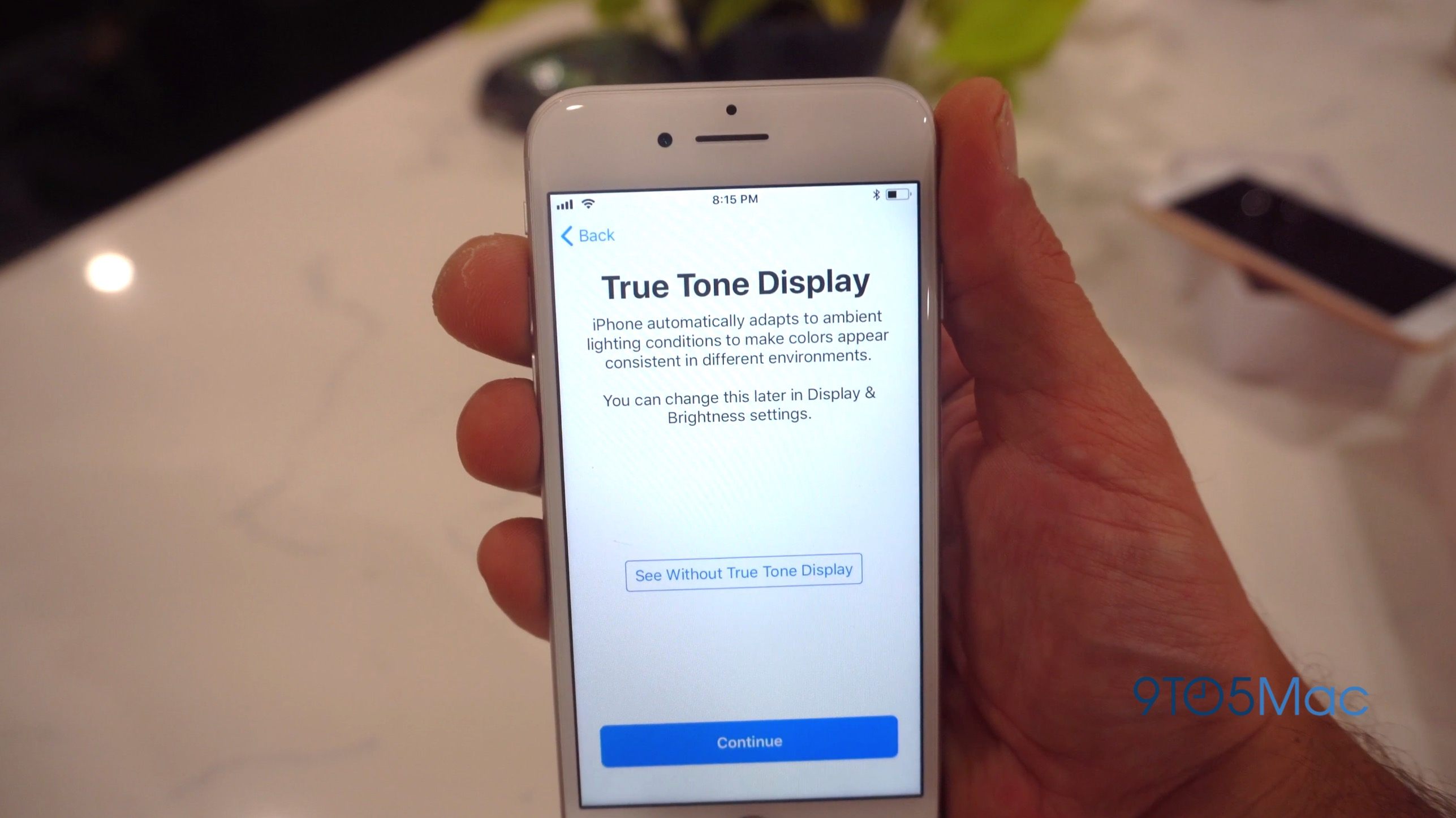 How To Turn True Tone On And Off For Macos And Ios 9to5mac