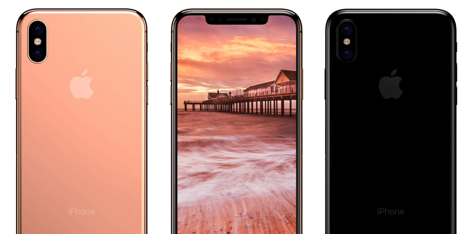 iPhone X: Six core A11 Fusion chip, wireless charging hints, Apple Pay + Face ID details, more