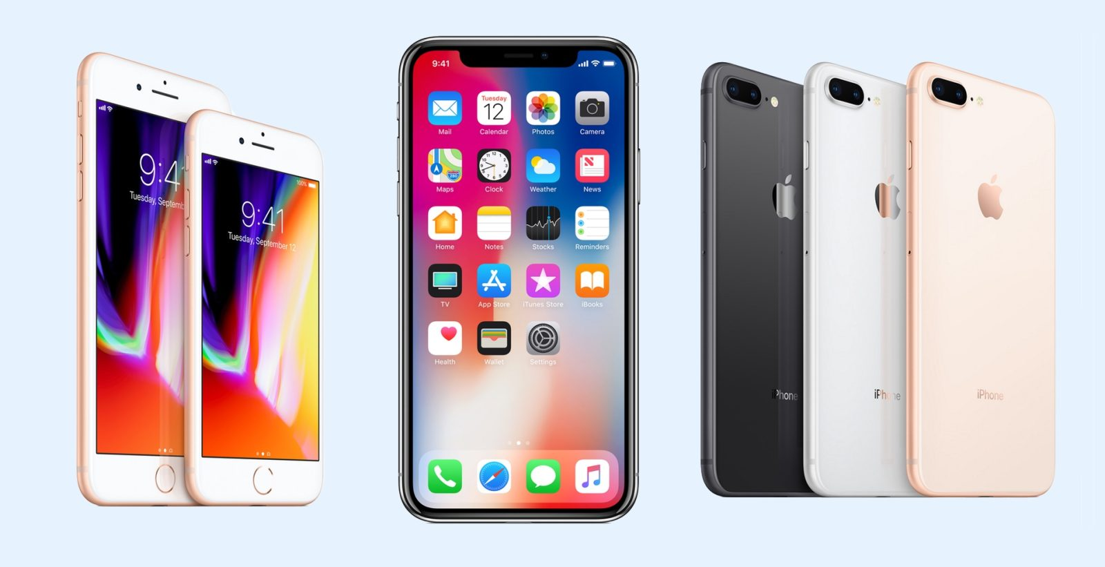 Roundup Iphone 8 Plus And X Specs Prices Compared