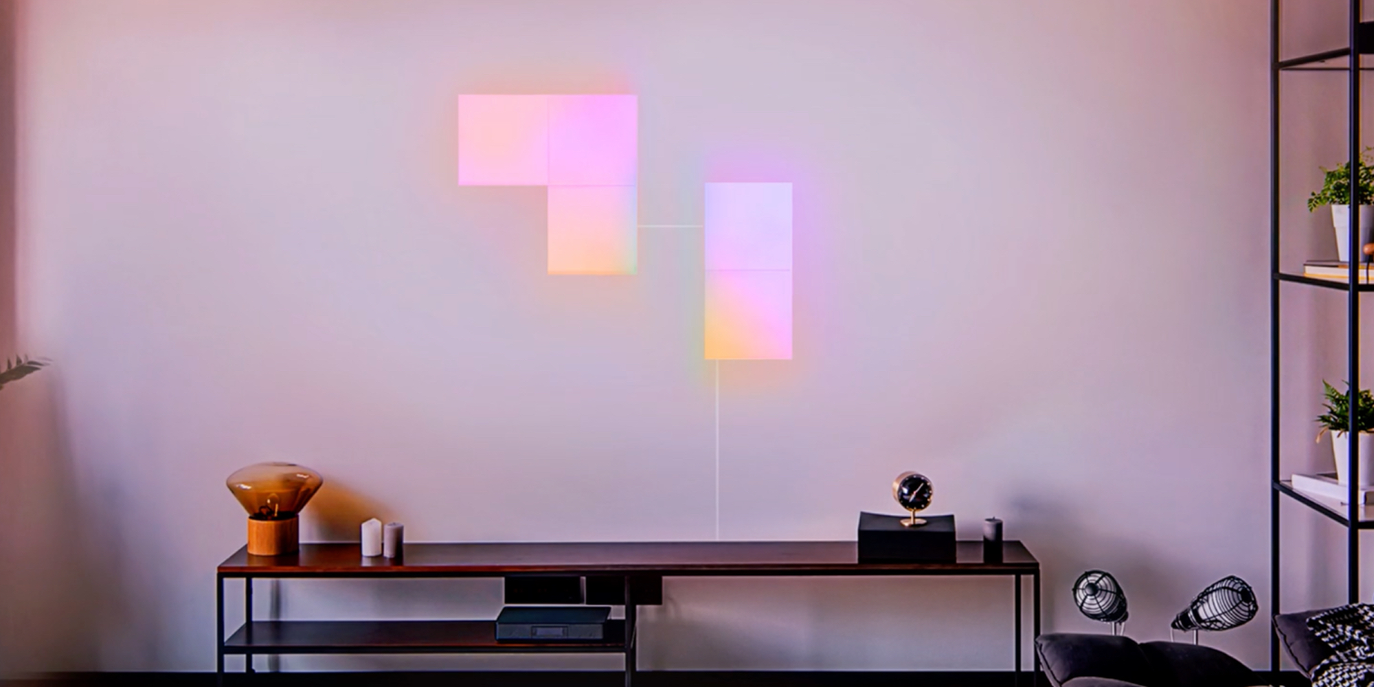 LIFX unveils new modular LED Lighting Panel system with HomeKit support and more & LIFX unveils new modular LED Lighting Panel system with HomeKit ...
