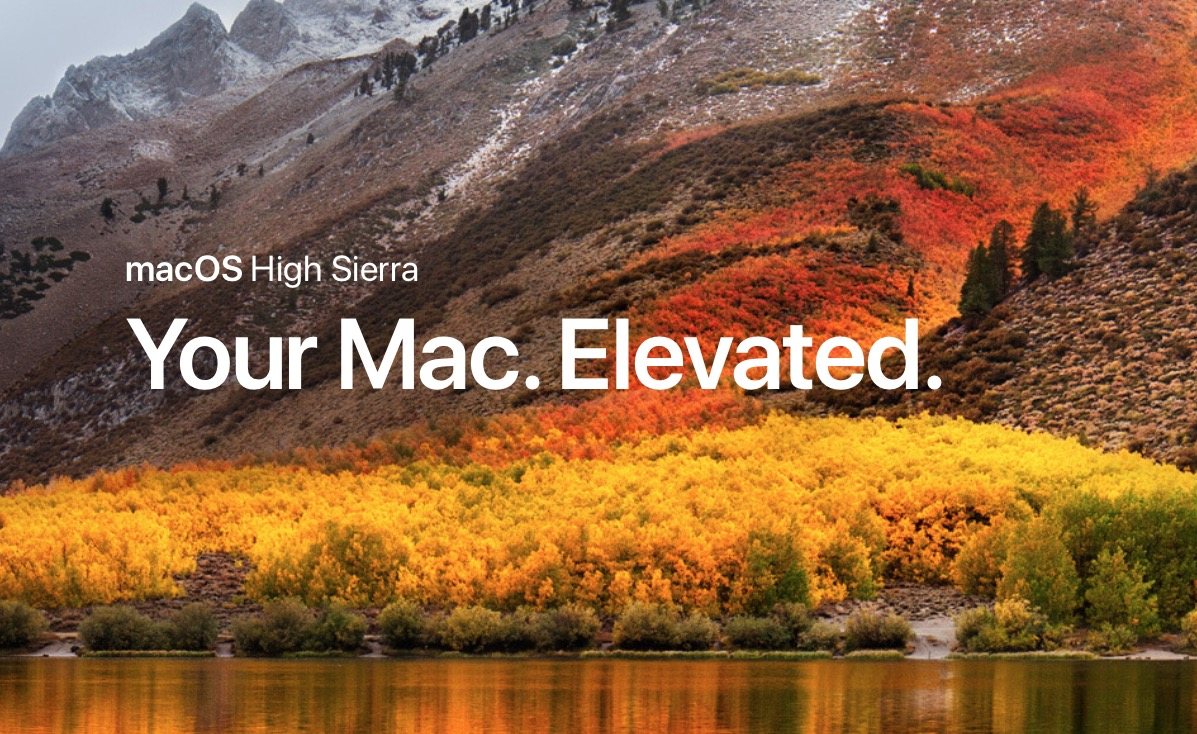 Apple to release macOS High Sierra on September 25