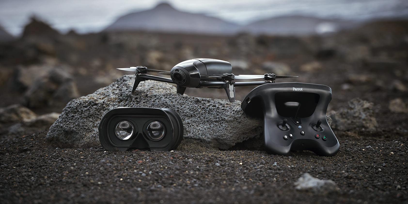 drone camera movement