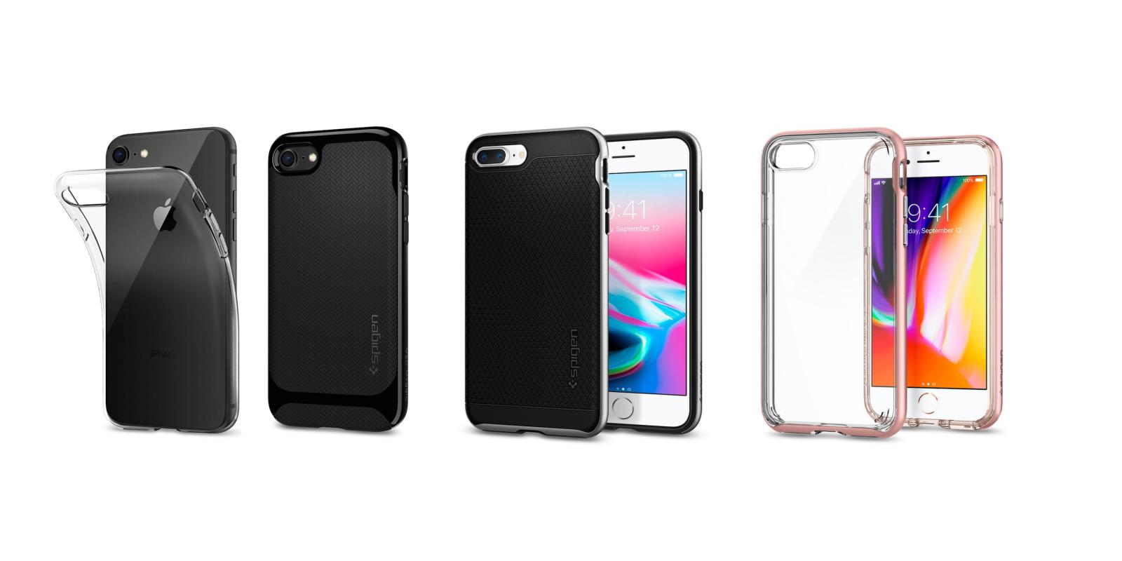 spigem iphone 8 plus case