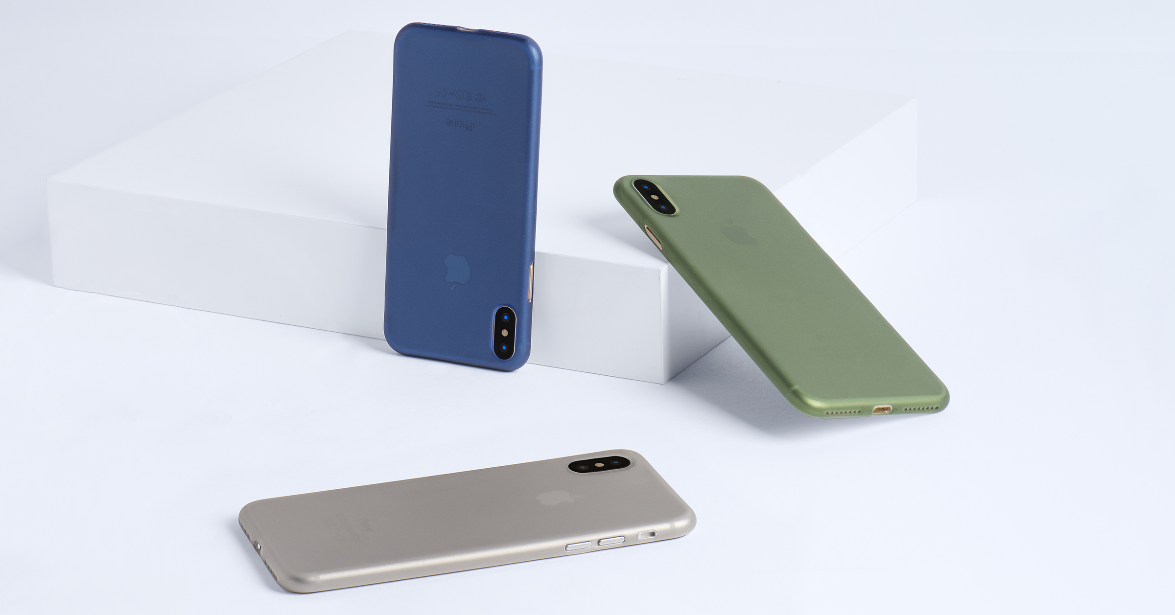 Totallee's super thin, branding-free iPhone 8/8 Plus and iPhone X