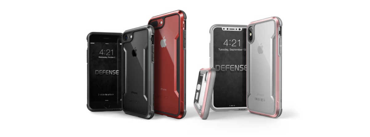 info for d8590 ae098 X-Doria launches iPhone 8, 8 Plus and iPhone X Defense cases w ...