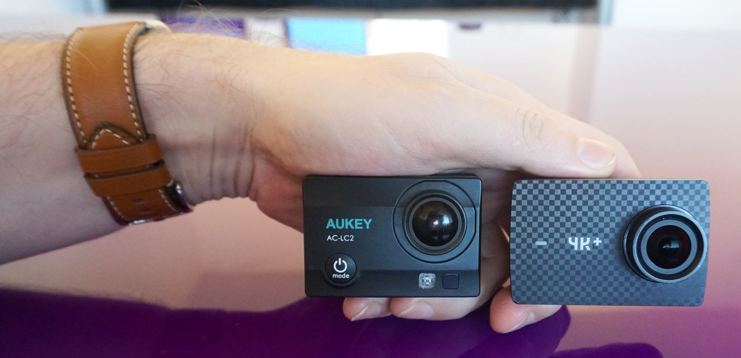 Comparative review: Do you need a GoPro, or will a Yi or Aukey clone