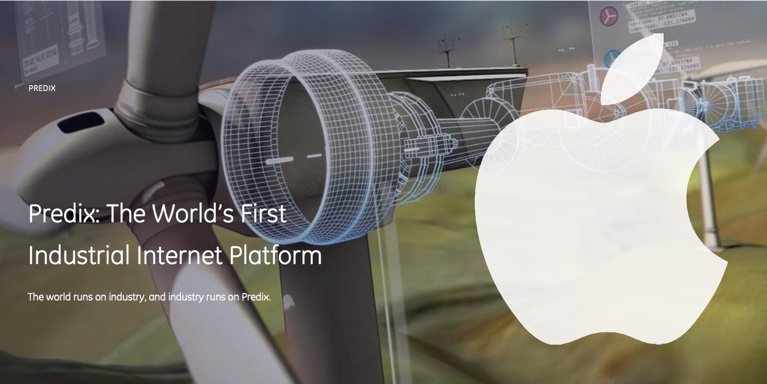 Apple and GE announce partnership to make 'industrial' apps for iPhone and iPad