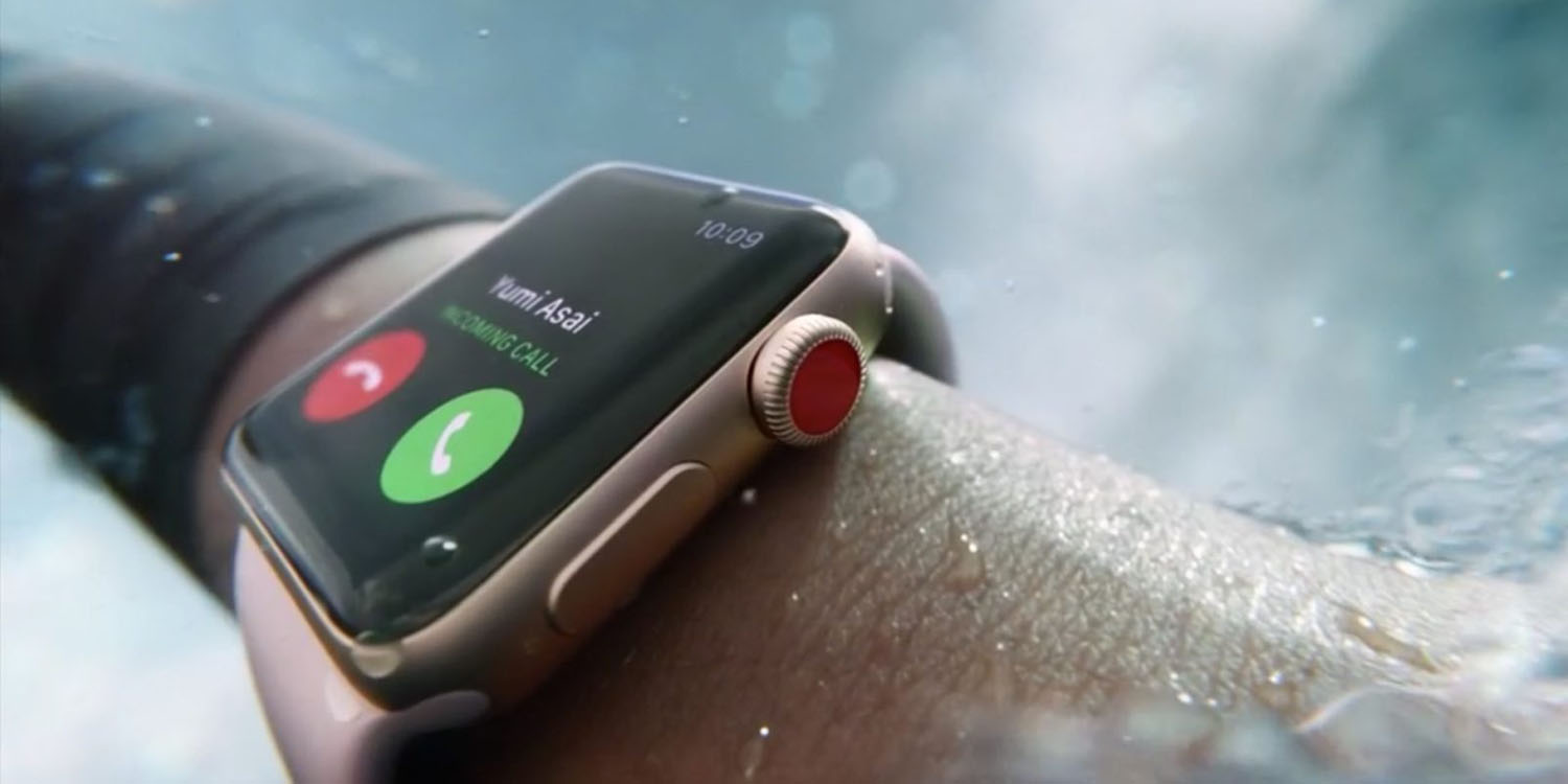 Apple Watch: How to enable Water Lock mode - 9to5Mac