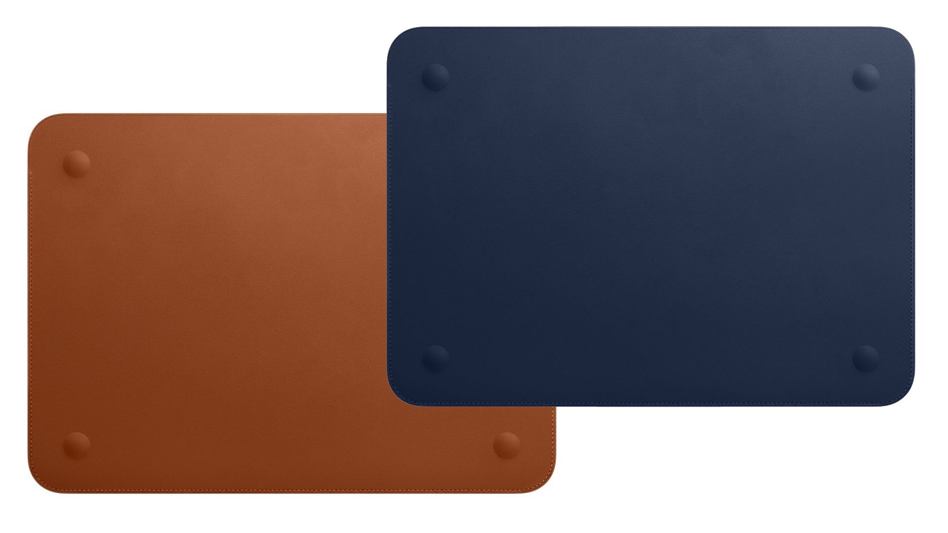 reputable site 7d67a 3eb5b Apple launches new 12-inch MacBook Leather Sleeve - 9to5Mac