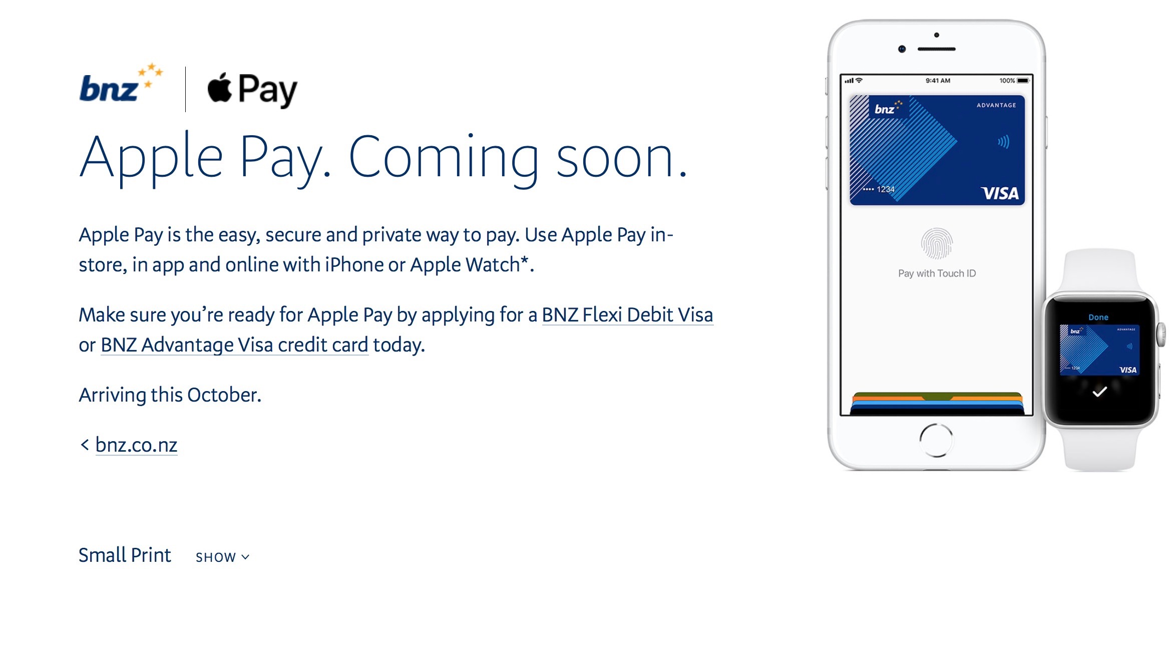 Bnz To Soon Start Supporting Apple Pay In New Zealand 9to5mac