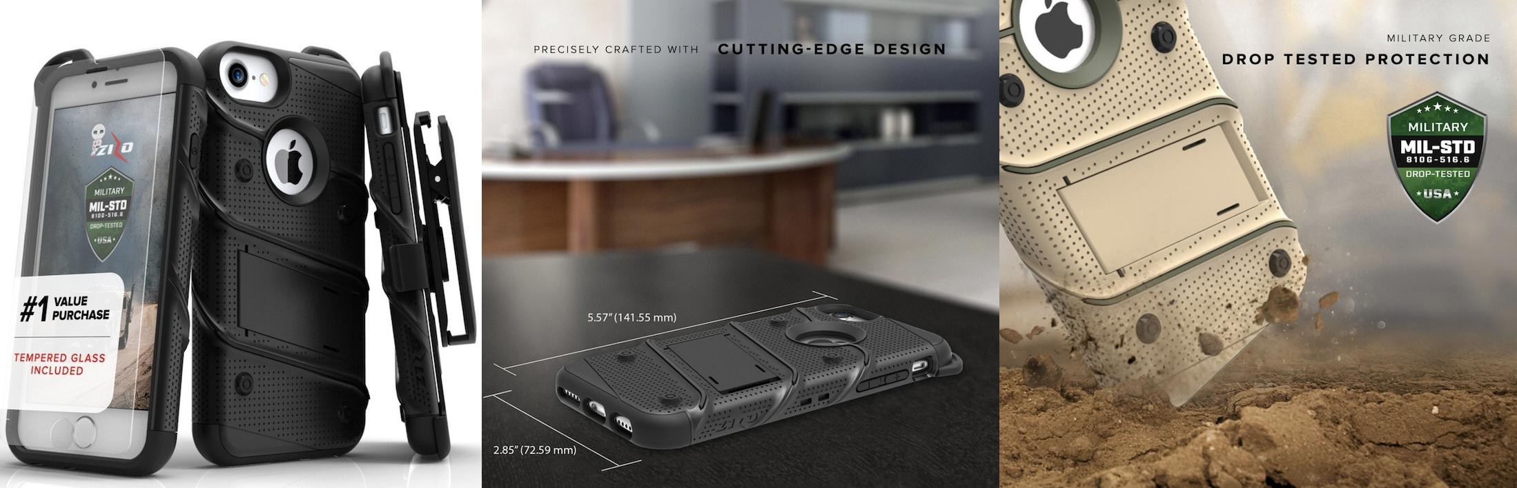 bolt iphone 8 case