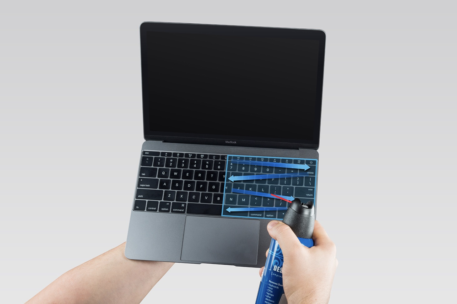 How to fix stuck MacBook and MacBook Pro keyboard - 9to5Mac