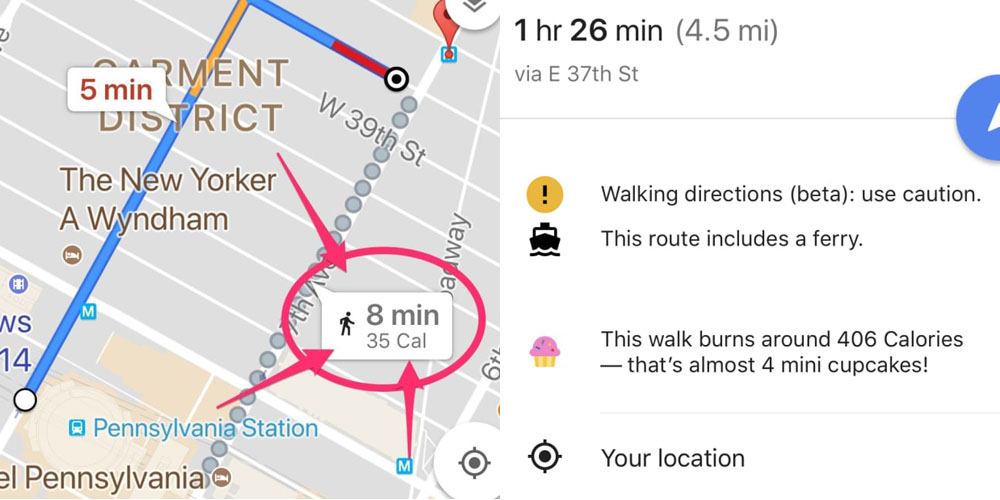 Google Maps gets – and then loses – cupcakes in short-lived ...
