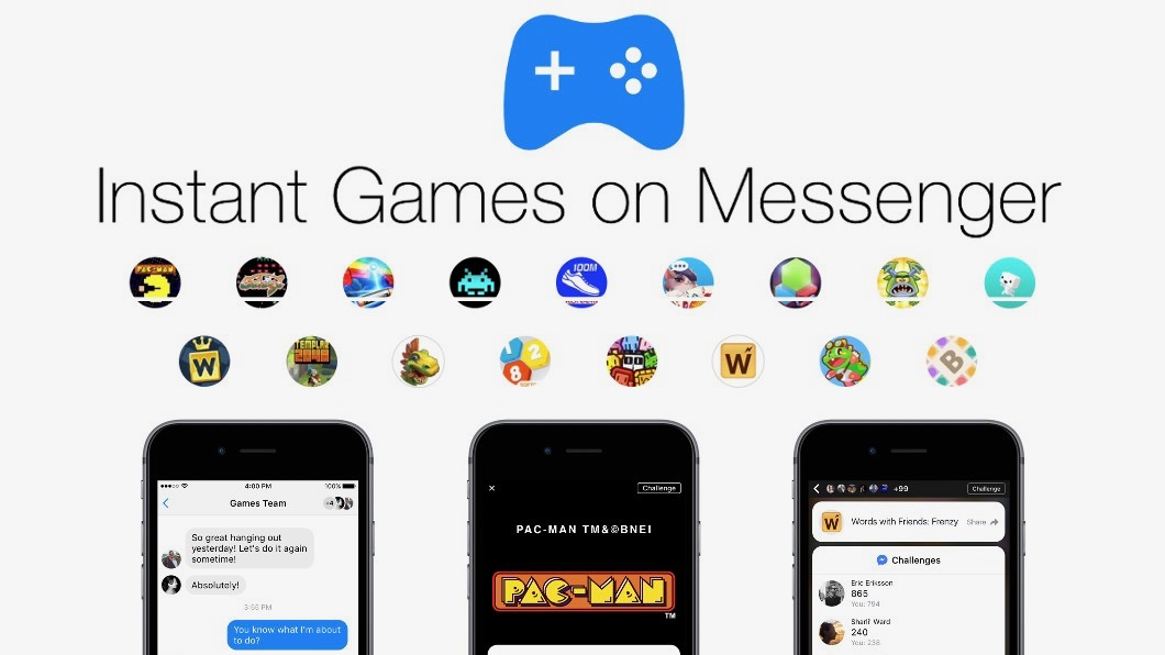 Facebook rolling out in-app purchases & ads to Instant Games