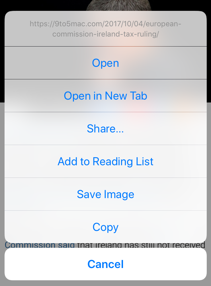 Tips and Tricks: Ten Safari long-press shortcuts for iPhone