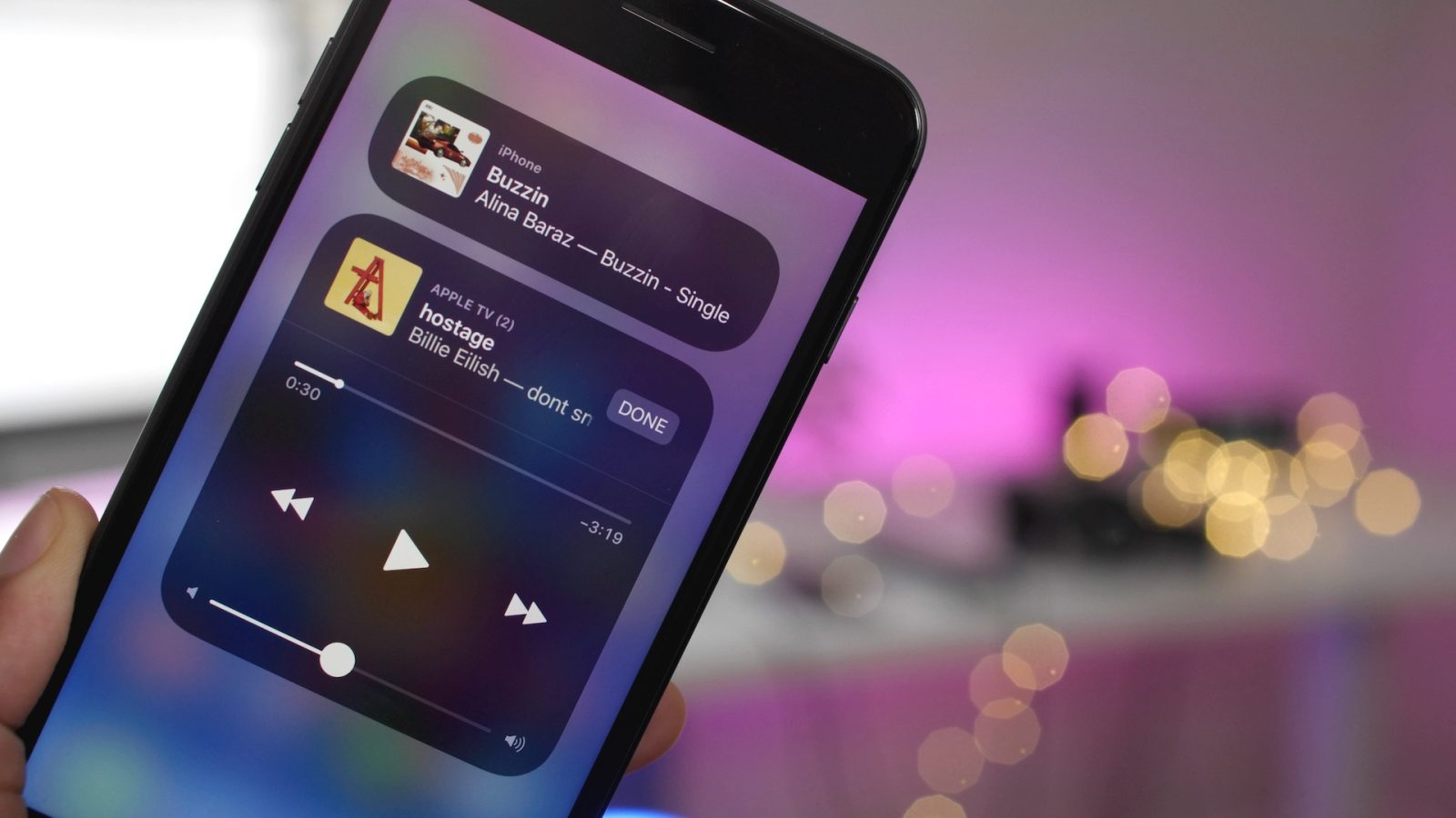 Apple says color and hue shifting, OLED burn-in expected on