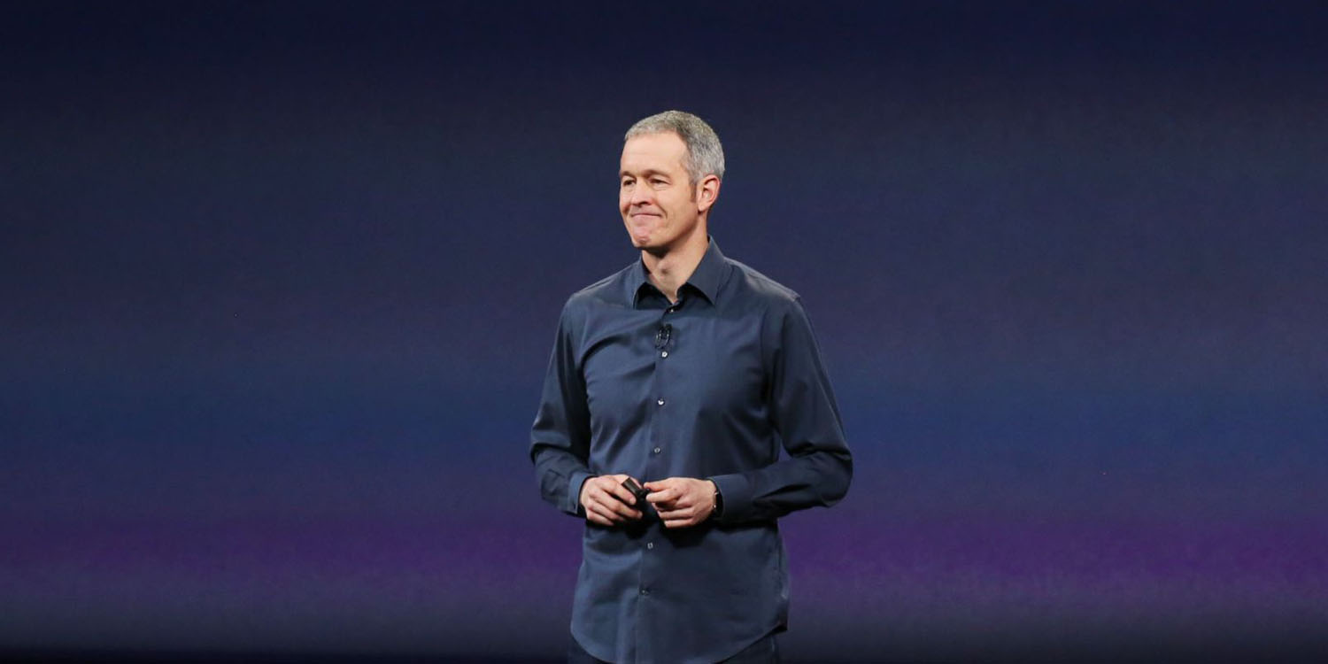 Apple COO Jeff Williams says AI will change the world, with healthcare 'ripe for change'
