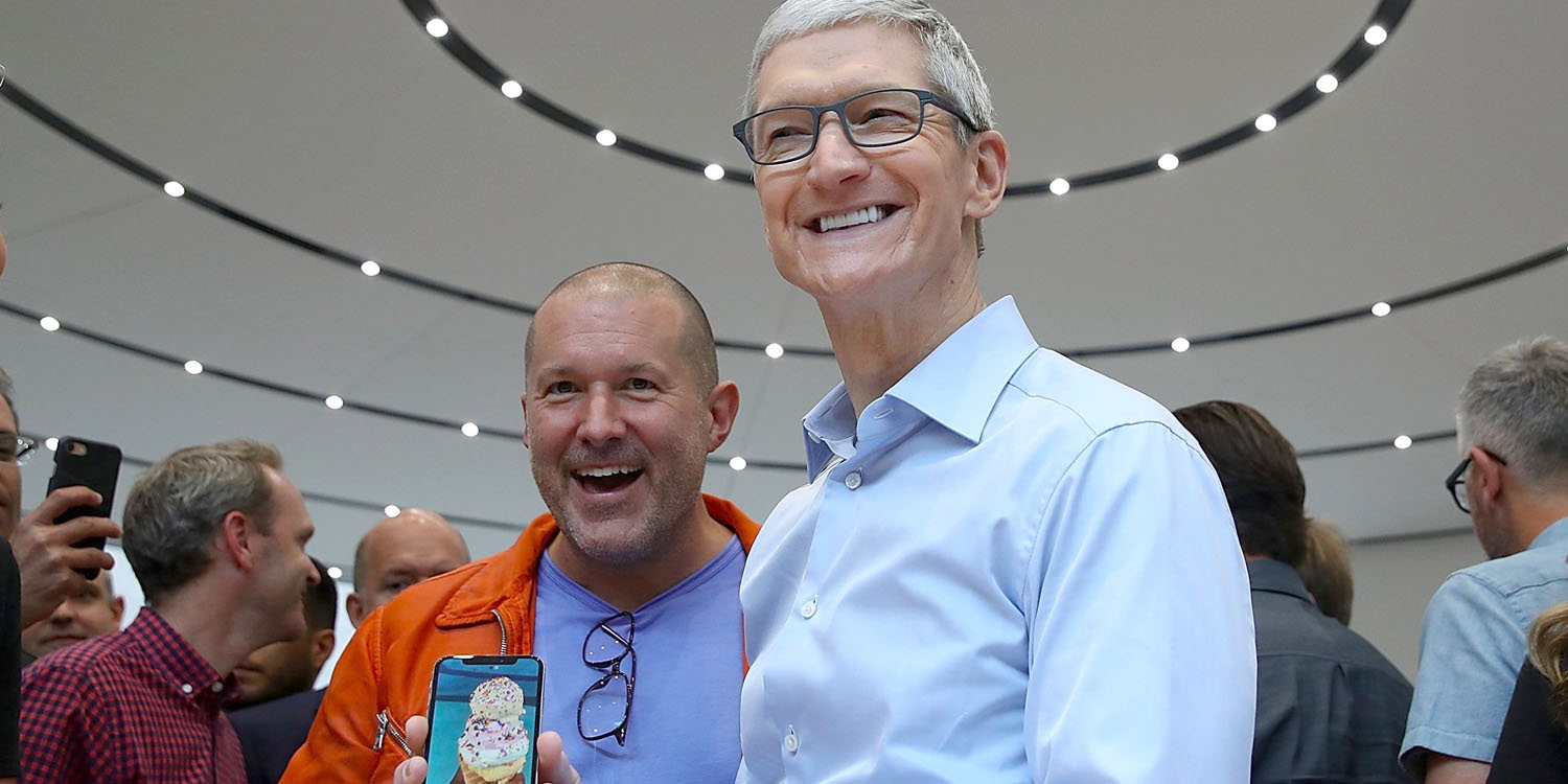 Jony Ive Says Iphone X Is Only The Beginning Of A New Chapter In
