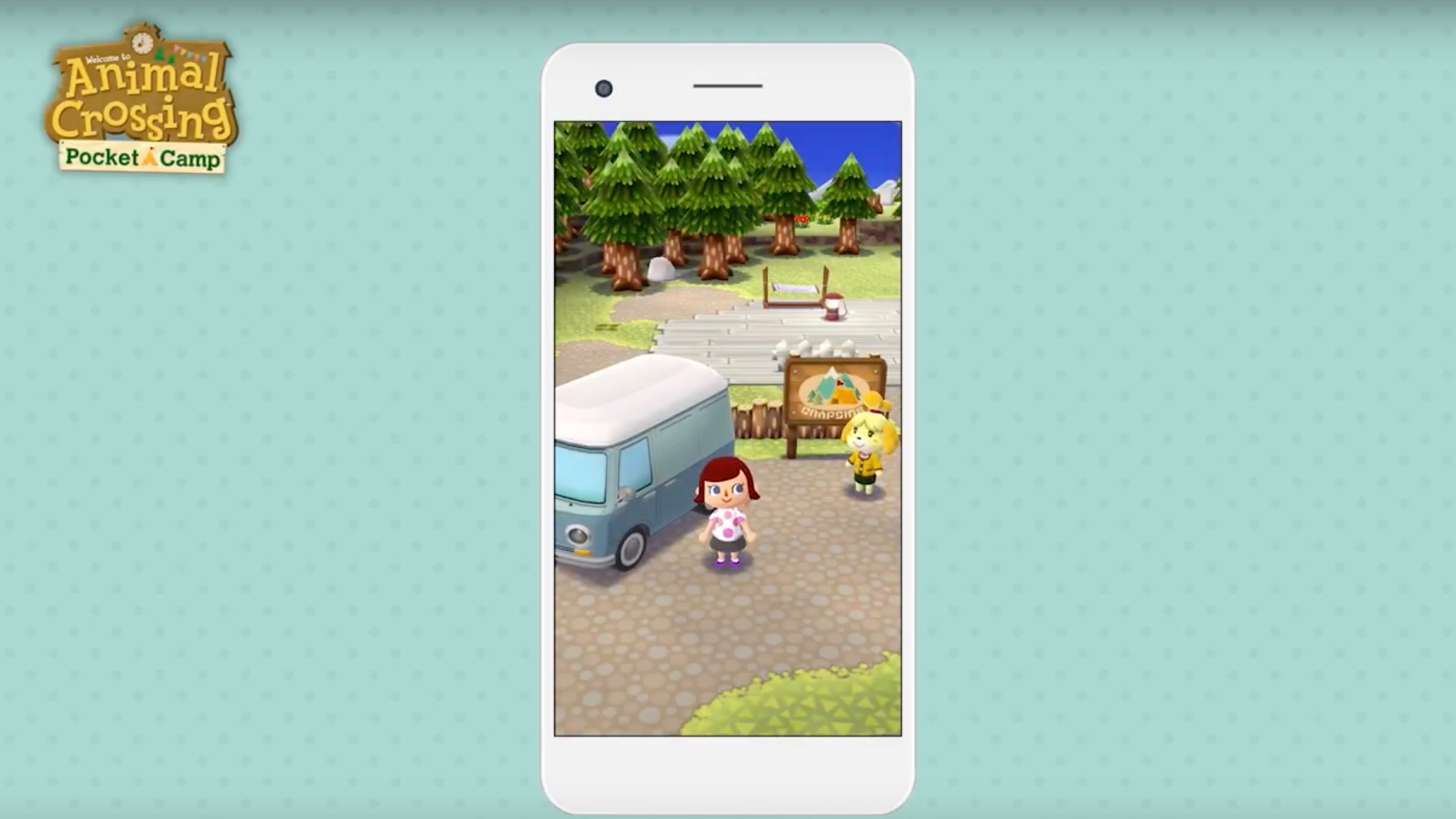 Image of: Animal Crossing Nintendo Announces Animal Crossing Pocket Camp Coming To Ios Next Month 9to5mac Nintendo Announces Animal Crossing Pocket Camp Coming To Ios Next