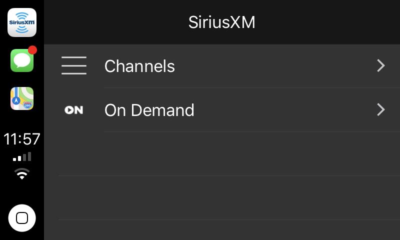 SiriusXM Radio for iOS now works with Apple CarPlay - 9to5Mac