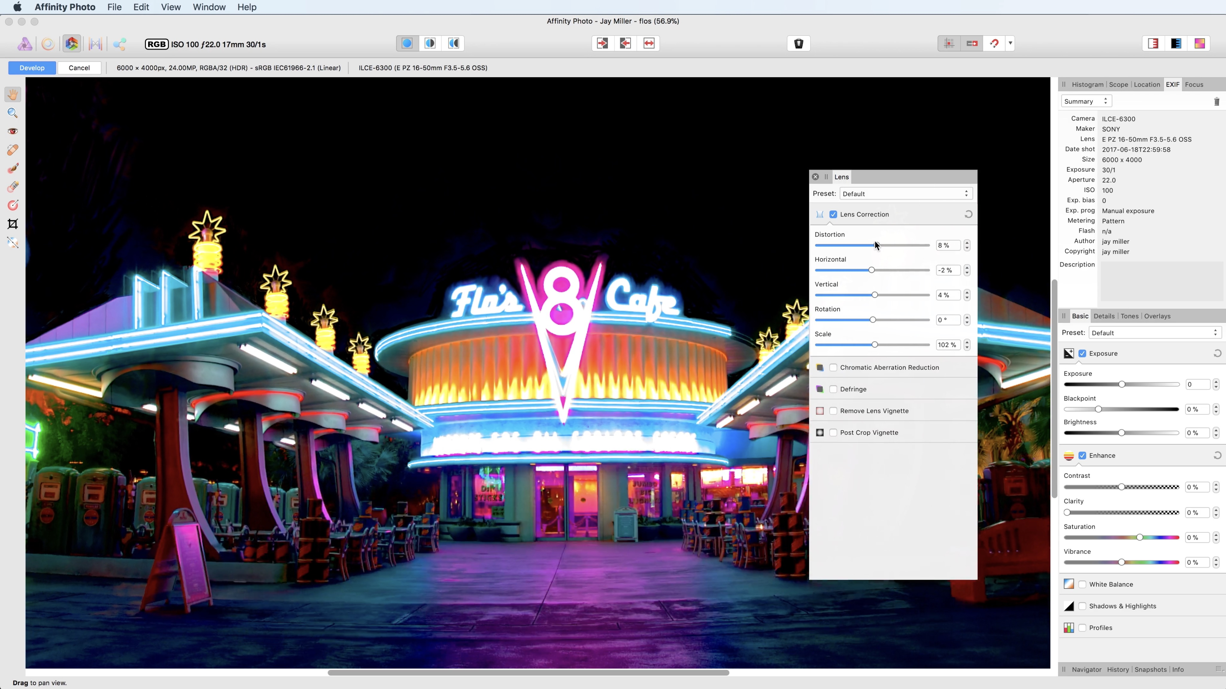 Affinity Designer and Photo for Mac receive big 1 6 update