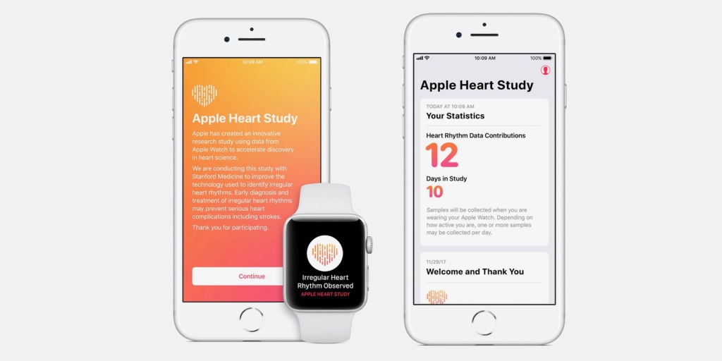 photo of Stanford Medicine publishes full results from the Apple Watch Heart Study image