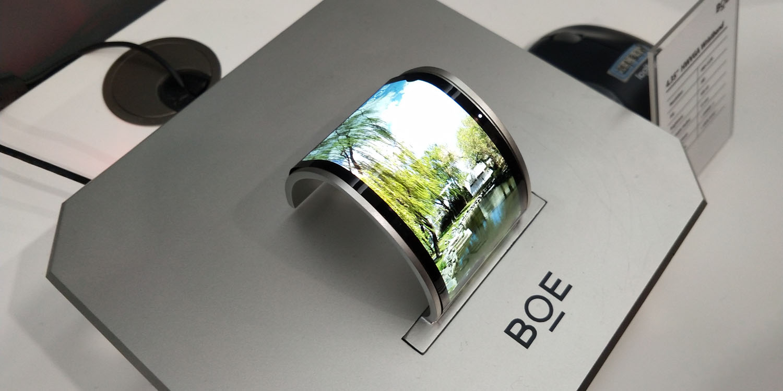 BOE painéis OLED Apple iPhone 12