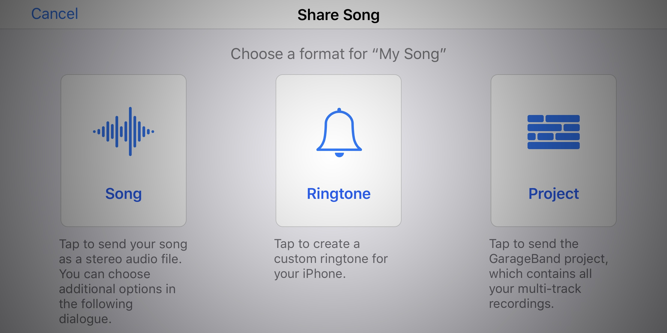 How to make a custom ringtone for your iPhone, with GarageBand on iOS