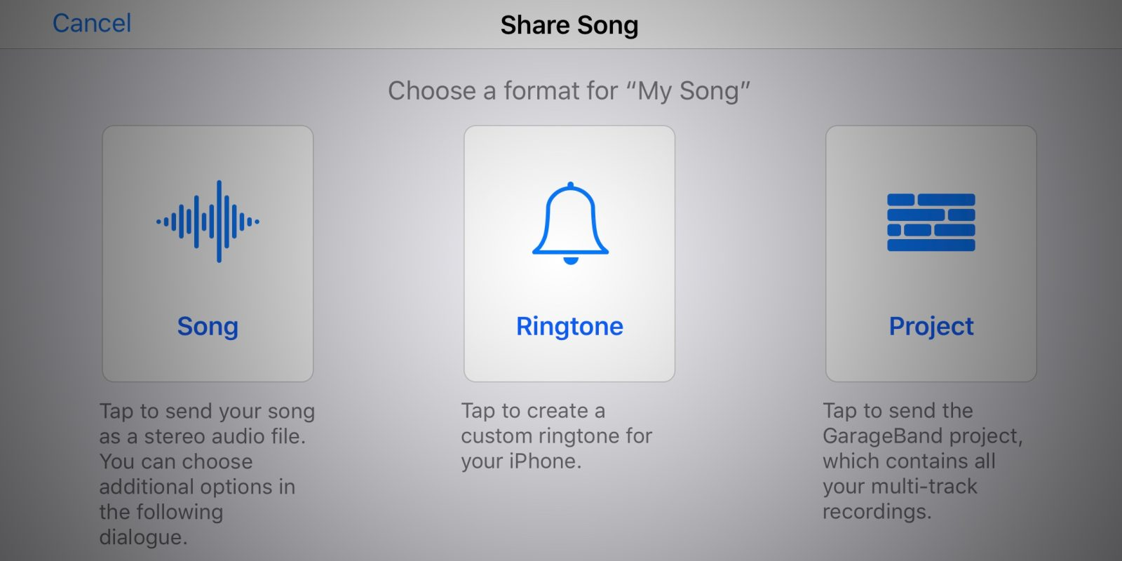 customise ringtone iphone x