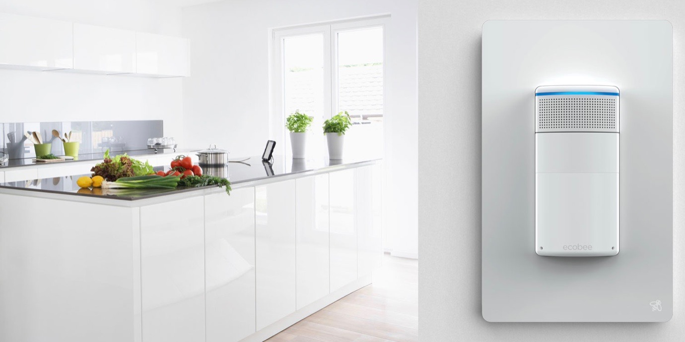 Ecobee Launches Pilot Program For Its Alexa Enabled Switch+ Light Switch  Ahead Of Release