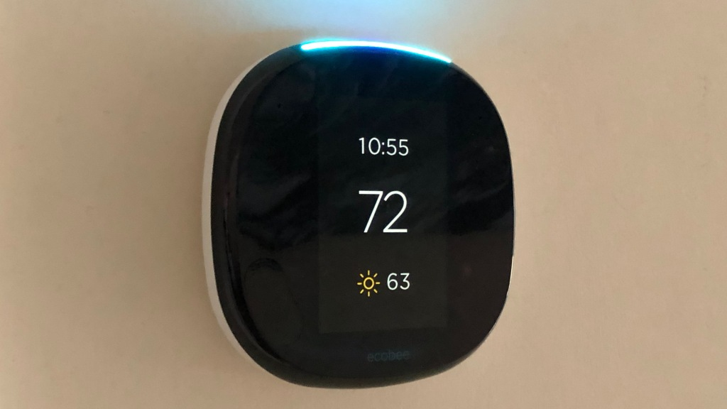 Review  Ecobee4 Packs Alexa And Google Home Control In A Homekit Thermostat