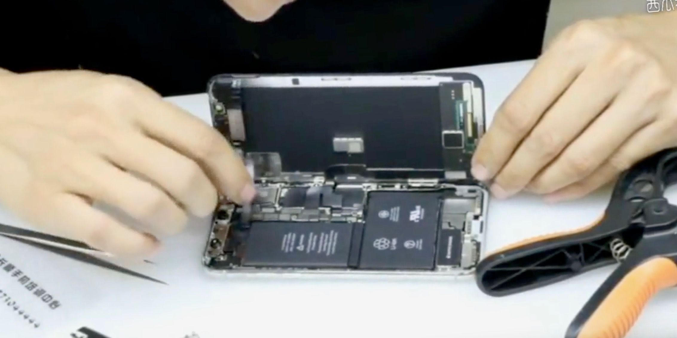 Watch this 15-minute long iPhone X teardown video while you wait for yours