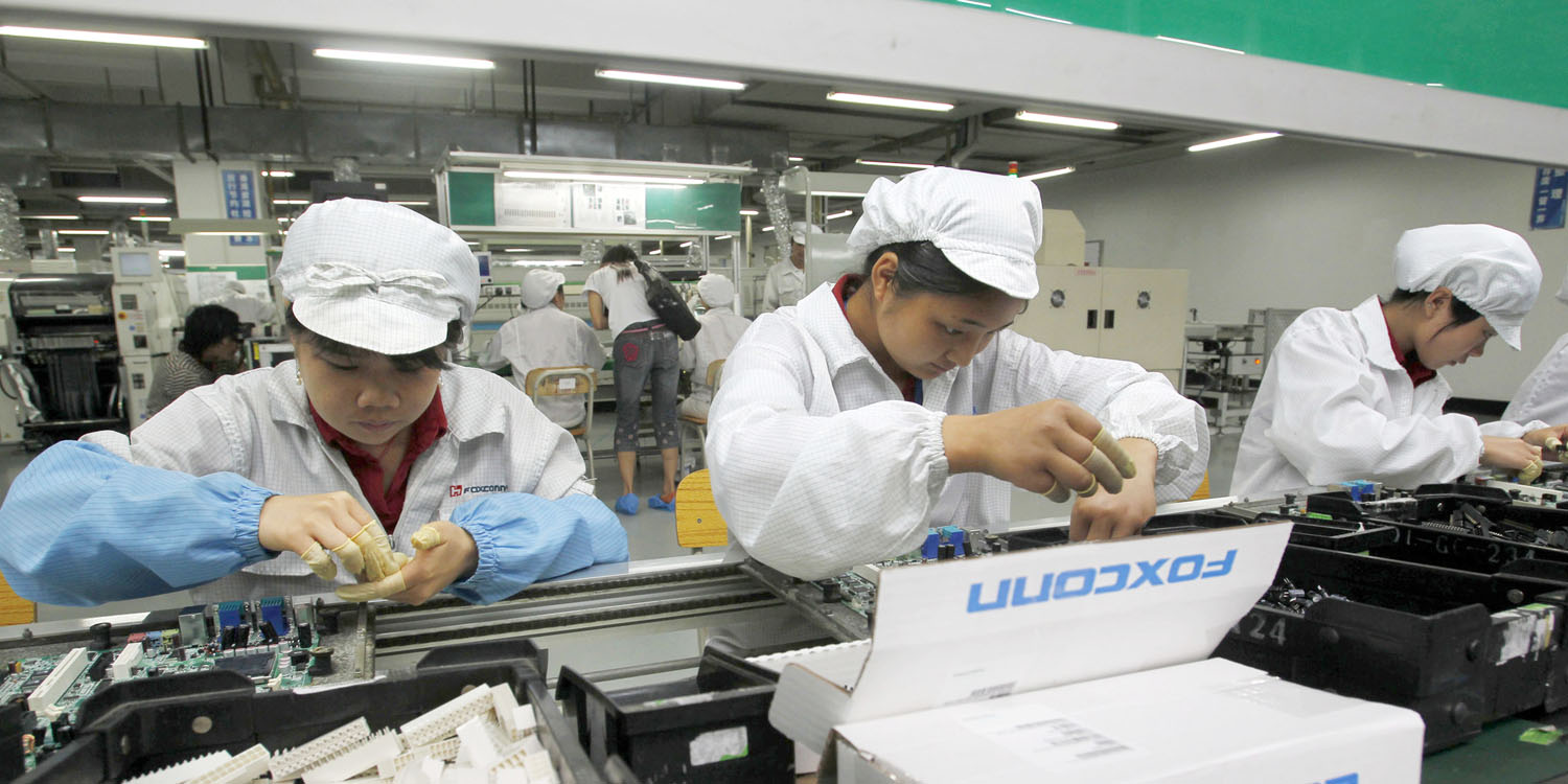 Disturbing Report From iPhone Factor Foxconn - Business ... |Foxconn Factory Iphone