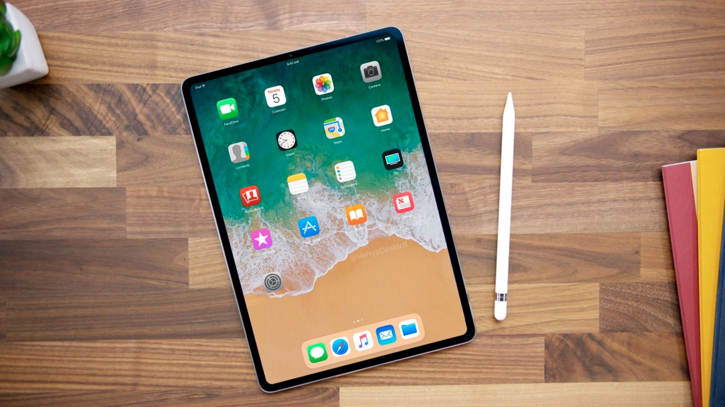 Suspect report says Apple's A11X Bionic chip will arrive with new iPad Pro by Q2 2018