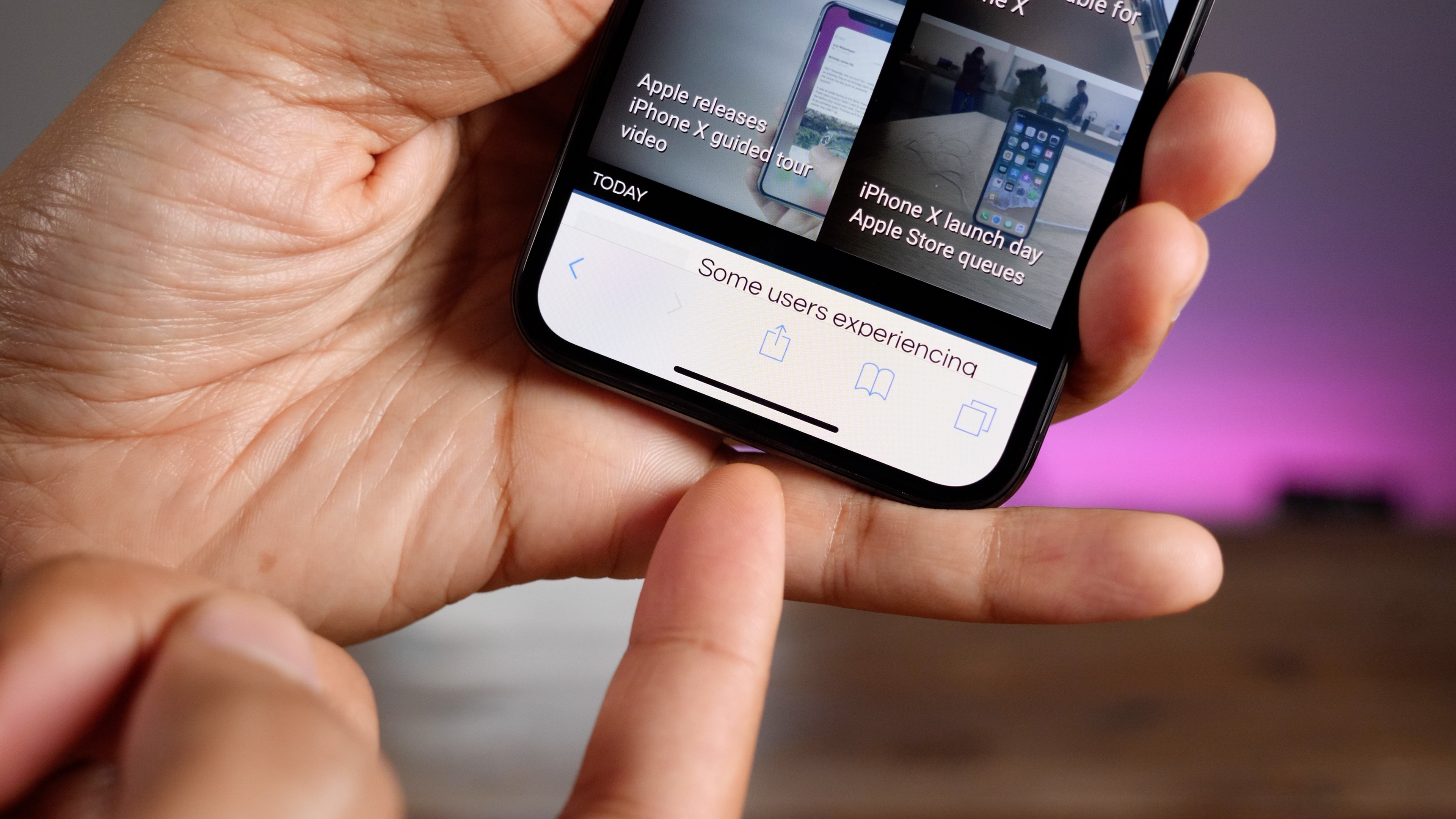 How to navigate the Home button-less iPhone X using gestures [Video]
