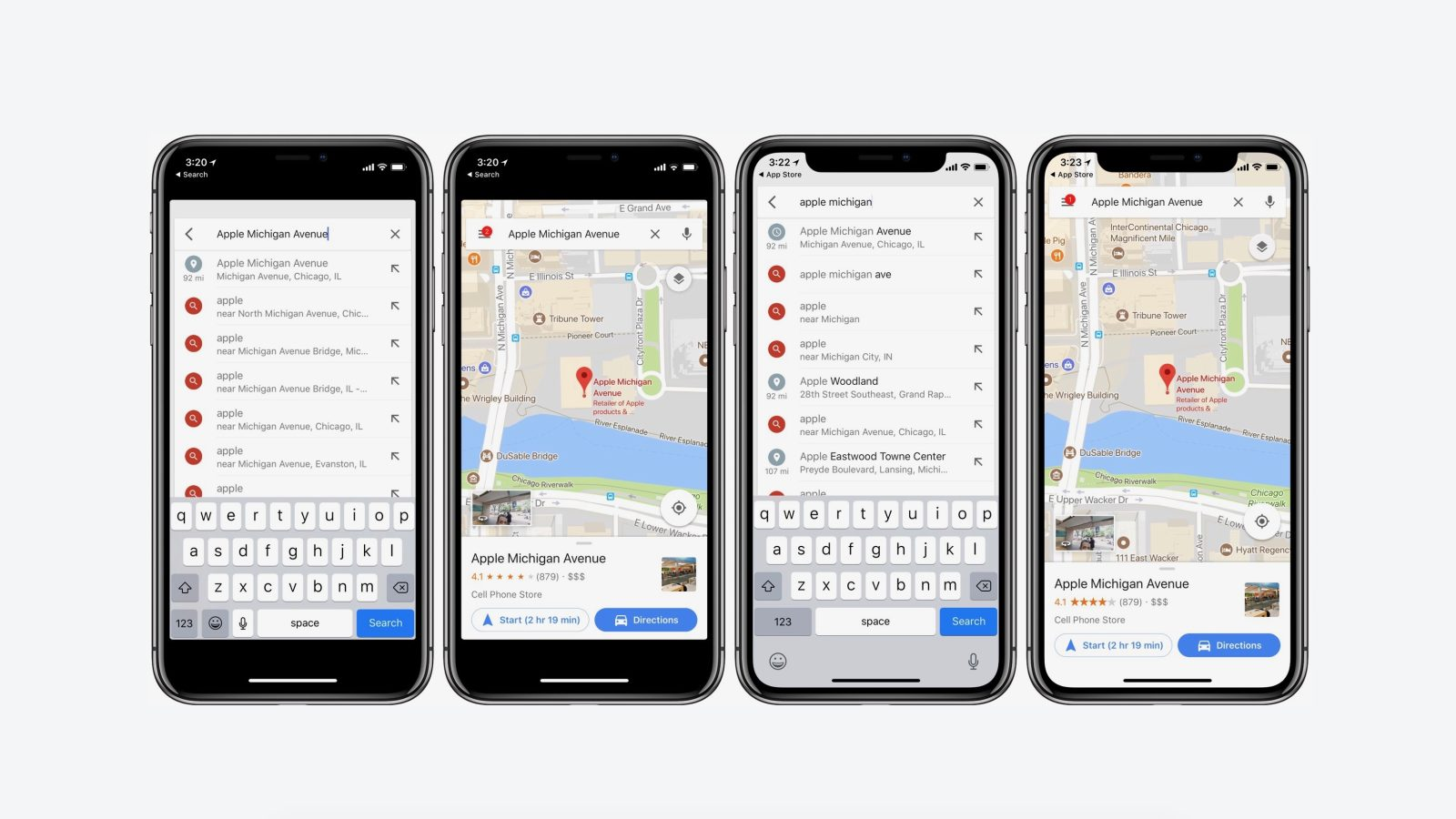 Google Maps For Ios Gets Update With Iphone X Support