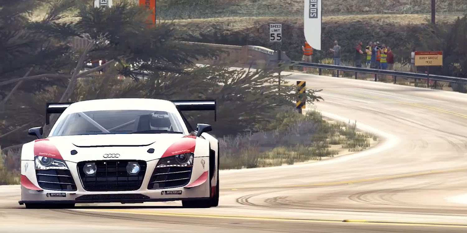 GRID Autosport comes to iOS, claims console-quality, 100