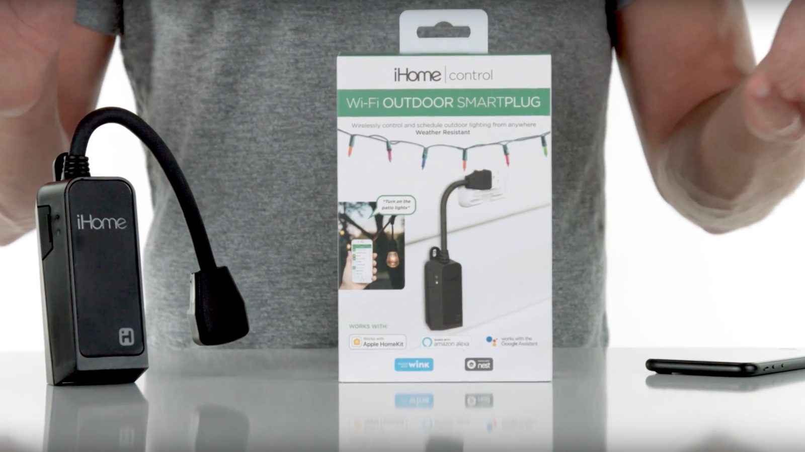 iHome launches affordable HomeKit-enabled Outdoor SmartPlug just in