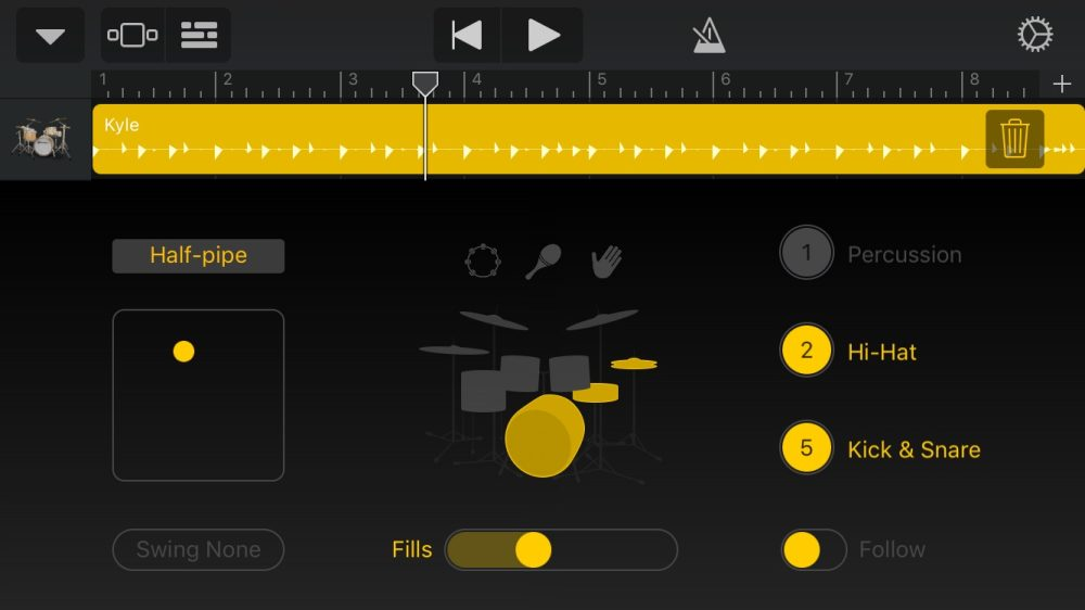 GarageBand 2 3 adds new Sound Library, Beat Sequencer